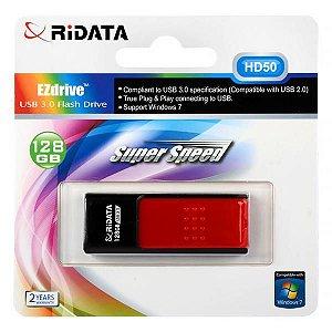 Pendrive 128GB Ridata USB 3.0 HD50