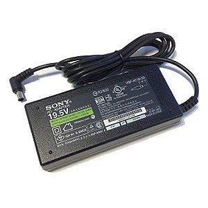 Fonte Carregador P/ Sony Vaio VGP-AC19V10 VGP-AC19V11 19.5v