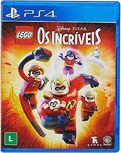 Lego Os Incríveis PS4 Usado