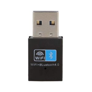 Adaptador USB Wifi Wireless Nano 150 MBPS + Bluetooth 4.0
