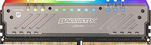Memória Gamer Ballistix RGB 8GB DDR4 3000 Mhz  Tactical Tracer