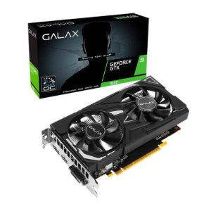PLACA DE VIDEO GALAX GEFORCE GTX 1650 EX 4GB GDDR6 1-CLICK OC 128-BIT, 65SQL8DS66E6