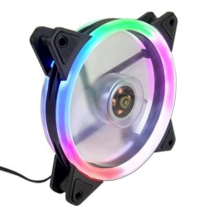 Cooler Gamer G-Fire LED RAINBOW, 12cm - EW0509R