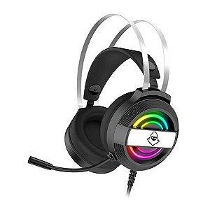 HEADSET GAMER MANCER TWILIGHT RAINBOW RGB