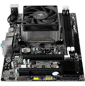 Kit Upgrade AMD FM2 A10 5700 3.40 Ghz Quad Core + Placa Mãe MSI A68HM-E33 DDR3