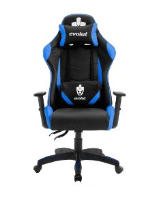 CADEIRA GAMER EVOLUT EG-904 ELITE AZUL
