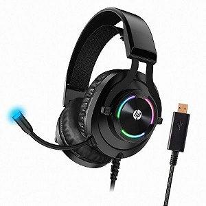 HEADSET GAMER HP H360GS 7.1 VIRTUAL USB