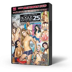 DVD Buttman, Atração Proibida 25, Rogue Adventures 25