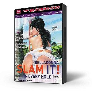DVD Buttman, Enfia no C... Dela 4, Slam It! In Every Hole