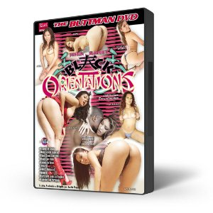 DVD Buttman, Japonesas Escandalosas, Black Orientations