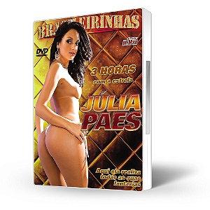 DVD Brasileirinhas, 3 Horas com a estrela Júlia Paes