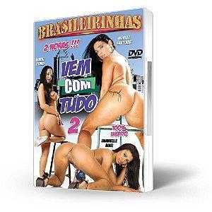 DVD Brasileirinhas, Vem com Tudo 2