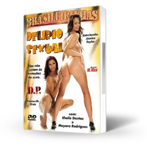 DVD Brasileirinhas, Delírio Sexual