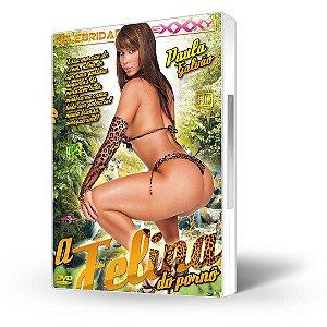 DVD Celebridades Sexxxy, A Felina do Pornô