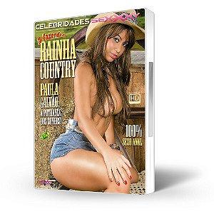 DVD Celebridades Sexxxy, A Fazenda da Rainha Country