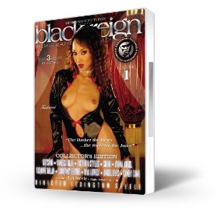 DVD Mercenary Pictures, Black Reign Vol 1, Lexington Steele, Importado