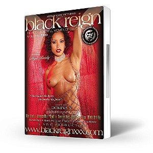 DVD Mercenary Pictures, Black Reign Vol 2, Lexington Steele, Importado