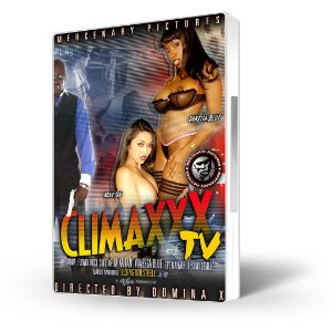 DVD Mercenary Pictures, Climaxxx TV Vol 1, Lexington Steele, Importado