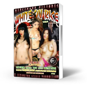 DVD Mercenary Pictures, White on Rice Vol 1, Importado