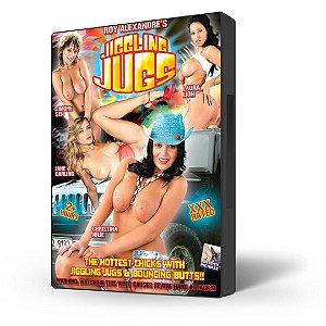 DVD Blue Coyote, Jiggling Jugs Importado