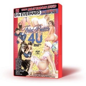 DVD Buttman, Minha Bunda Pra Você, This Butt's 4U (DVD DUPLO)