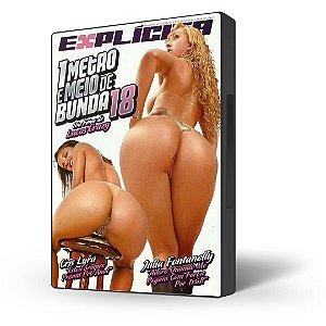 DVD Explícita Vídeo, 1 Metro e Meio de Bunda #18