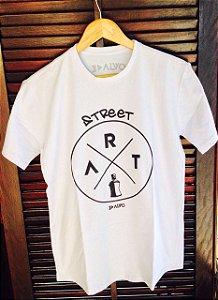 Camiseta Street Art Branca
