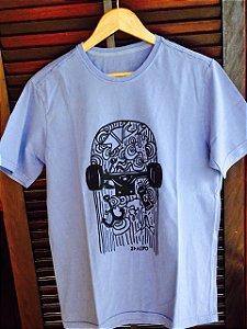 Camiseta Sk8 Azul