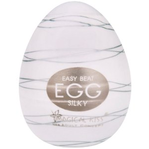 Masturbador Egg Silky Easy One Cap - Magical Kiss