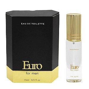 Euro Perfume Masculino Para Conquistar e Seduzir 15ml - Intt