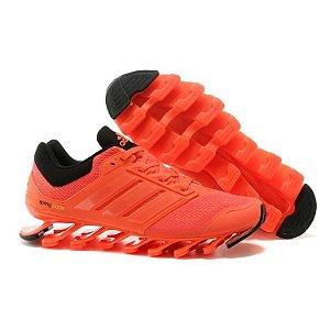 Tênis Adidas Springblade Drive 3 Laranja