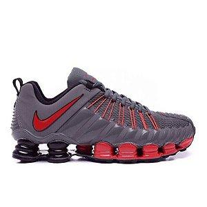 Tênis Nike Total Shox 12 Molas Cinza