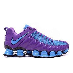Tênis Nike Total Shox 12 Molas Roxo