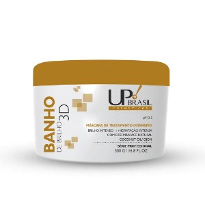 BANHO DE BRILHO 3D OJON 500 gr UP BRASIL