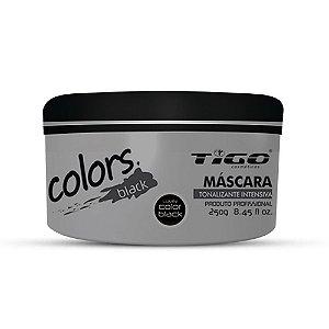 COLORS MASK BLACK 250g TIGO COSMÉTICOS