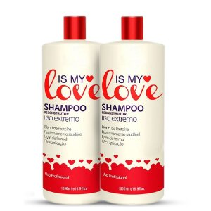 IS MY LOVE SHAMPOO QUE ALISA 2 X 1000ML