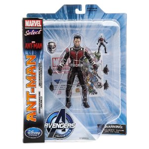 Marvel Select Homem Formiga - Avengers Age of Ultron