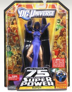 DC Universe Classics - Raven ( Ravena )