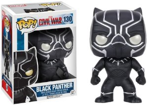Funko Pop 130 Pantera Negra – Guerra Civil