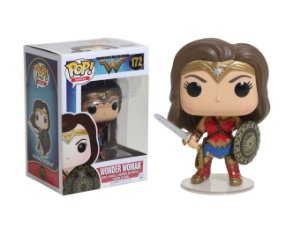 Funko Pop 172 Mulher Maravilha ( Wonder Woman )