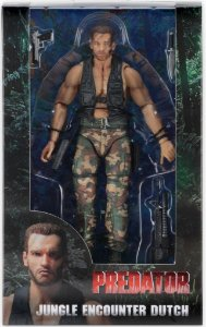 Predador - Dutch Jungle Encounter Neca