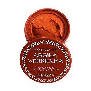 Máscara Facial de Argila Vermelha Fenzza FZ38024