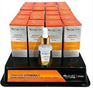 Sérum Facial Vitamina C Oil Free Max Love Atacado Box 24 Unidades