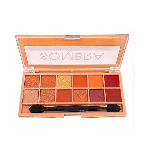 Paleta de Sombras Sweet Belle Angel B088 Cor B