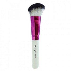 Pincel Crush Kabuki Angular Para Blush e Pó Belle Angel CR-009