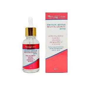 Sérum Facial Hidratante Revitalizante Oil Free Max Love