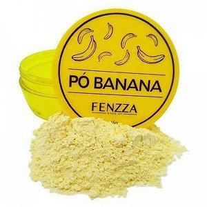 Pó Banana Fenzza FZ34014