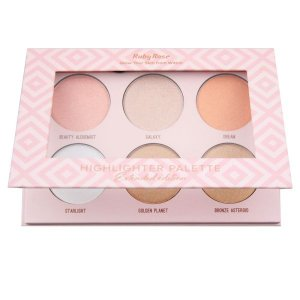 Iluminador Paleta Highlighter Palette Ruby Rose HB7501
