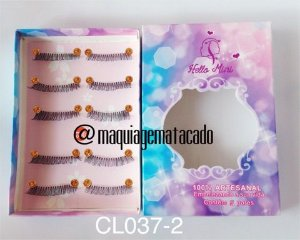 Cílios Postiços Hello Mini 05 pares - CL037-2