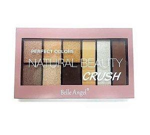 Paleta de Sombra 9 Cores Natural Beauty Crush Belle Angel B051